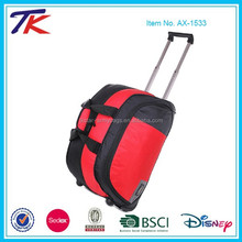 Durable Fashion Travel Trolley Bag