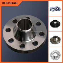 reliable welding neck flange gold iron casting ring