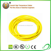 high temperature electrical wire insulation