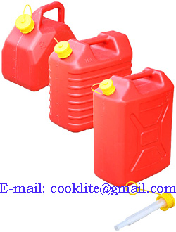 HDPE Fuel Cans-250