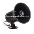 sirena electrónica de 115db, 12v, sirena de motor