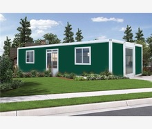 New Economical Prefabricated Steel design canadian container homes