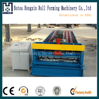 Angle Chi tile forming machine, roof sheet roofing make machine for sale in China