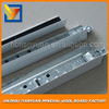 t bar steel ceiling support system ceiling profile