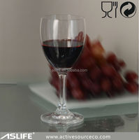 ASG4505-145ml 5oz Promotion Activity On Alibaba The Lead Free Red Wind Drinking Goblets!A Gifts Lead-Free Crystal Wine Goblets