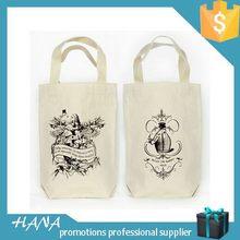 Popular classical eco canvas cotton bag