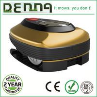 2015 European best quality Denna L1000 robot grass cutter, smart phone app, sub zone, rain sensor, safety stop, bump sensor