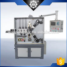Hot sale Automatic Metal Automatic Six axis Spring Coiling Machine