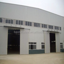 Prefabricated warehouse for a short time living