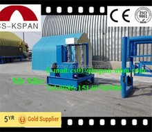 China changsheng UCM metal curving machine/metal rolling machine/roll forming machine