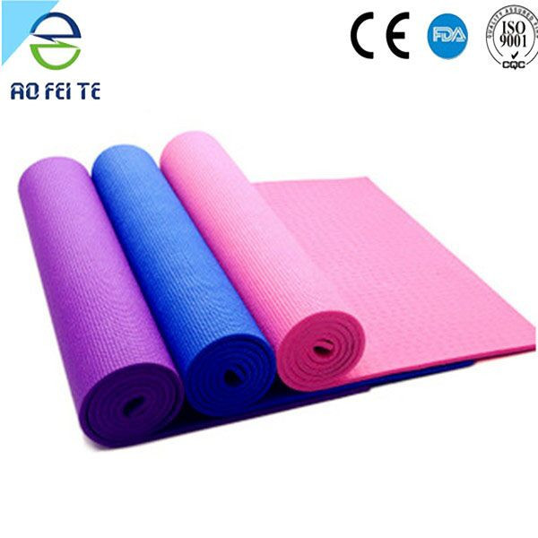 Alibaba China Wholesale Jute Yoga Mat Natural Rubber Yoga