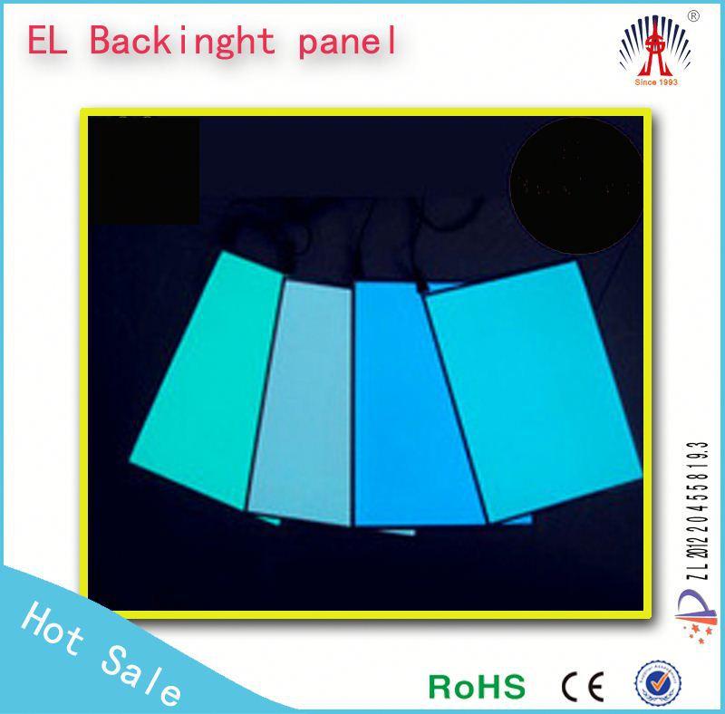 El backlight sheet panel light lamp