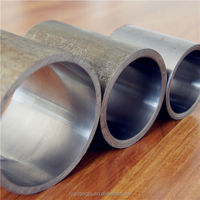 Din2391st37.4 seamless Hydraulic Cylinder tube & Honed stainless tube