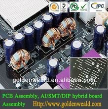 machinery pcb assembly professional pcba assembly pcb designer contract manufacture for water controller systems