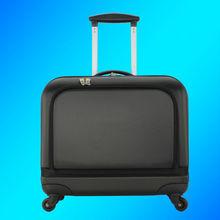 Valigetta da pilota - Trolley per business con custodia per laptop -Valigetta rigida con rotelle, dimensioni bagaglio a mano ABS