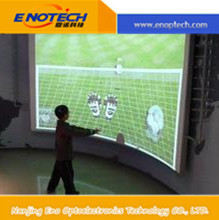 Low cost for Magic interactive Floor in construction and real estate with unlimited effects