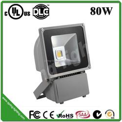 2015 UL/DLC/CE/ROSH 3 years warranty Bridgelux Chip 70w led floodlight