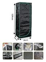 Mini Greenhouse 40x40x120cm Mylar Outdoor Grow Tent for grow garden