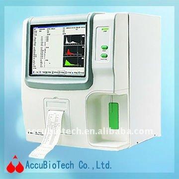 Equipo de laboratorio automático analizador hematológico 4 K