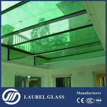 safety laminated glass,bulletproof glass with imported pvb for doors