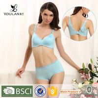 Hot Selling Elegant Custom New Model Bra Set