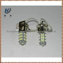 h3 25 smd 3528 fog lamp led headlight bulb motorcycles