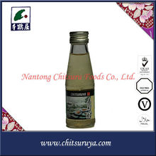 Condiment,sample of white vinegar,typical products vinegar