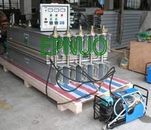 rubber conveyor belt vulcanizing machine