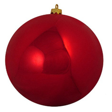 20cm Outdoor Low Price Christmas Ball Giant
