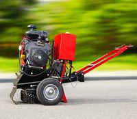 CLYK-25II asphalt road crack grooving machinery