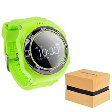 2015 New Products Smart Kids Gps Watch With Bluetooth Anti-lost SOS Alert Two-way Conversation School Time And Attendance