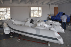 Liya 11ft sport fishing boats inflatable rigid boat for sale