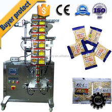 ISO / CE Quality Certification three in one coffee packing machine production line