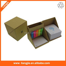 Sticky Notes set with Recycled Paper Pen memo set for Promotion