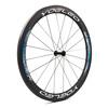 YOSU50T-B U Shape SAT 25mm Carbon Tubular 50 mm Bike Wheels Front With Sapim Spokes Ceramic Bearing+Straight Pull Hubs