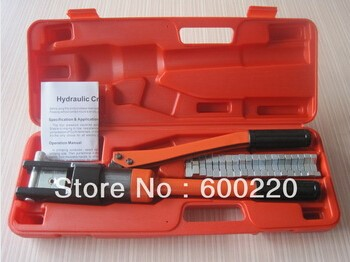 manual hydraulic a c hose crimping tool yqk 300 buy ac hose crimping tool handheld hydraulic. Black Bedroom Furniture Sets. Home Design Ideas