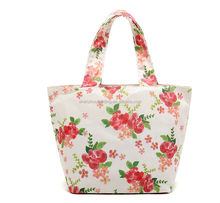 New product for canvas flower studded bag