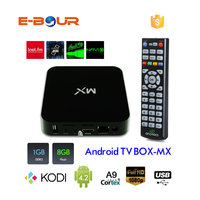 MX Wholesale Android Smart TV Set Top Box