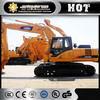 China supplier FOTON LOVOL FR260 25ton japanese engine manual excavator