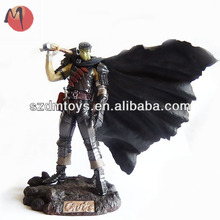 game character pvc custom hot toys action figures
