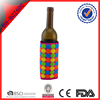 Binghang 2015 new style reusable PVC bottle cooler bag