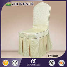 2014 Hot Sale Factory Direct Sale new fashion design wedding chair covers and sashes