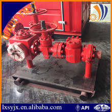 Pipe Manifold for Oil and Gas