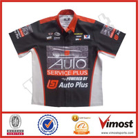 custom team motorcycle racing jersey with own logo