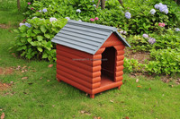 WOODEN DOG HOUSE PET HOUSE ALS-6102