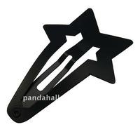 Vintage Black Iron Hair Clips(PHAR-Q010-1)