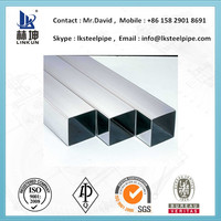 High quality stainless steel rectangular hollow section