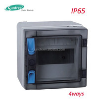 HAN Series 4-12 ways MCB power distribution box 2years quality warranty