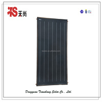 solar thermal collector panel for school hospital hotel swimming pool commercial projects from dongguang China