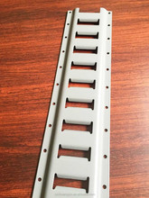america truck e track, vehicle parts grey plastic spraying E-track for truck